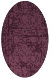 rug #1079793 | oval traditional rug