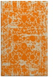 rug #1079986 |  orange traditional rug