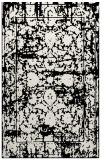 rug #1079990 |  black traditional rug