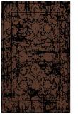 rug #1080002 |  black faded rug