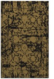 rug #1080014 |  mid-brown damask rug