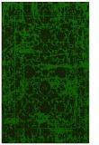 rug #1080046    green traditional rug
