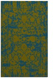 rug #1080066 |  green popular rug