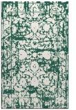 rug #1080122 |  green damask rug