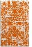 rug #1080266 |  red-orange traditional rug