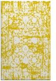 rug #1080310 |  yellow faded rug