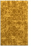 rug #1080314 |  yellow damask rug