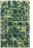 rug #1080318 |  yellow damask rug
