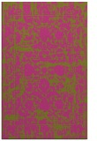 rug #1080330 |  light-green traditional rug