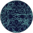 rug #1080388 | round traditional rug