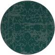 rug #1080397 | round traditional rug