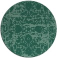 rug #1080411 | round traditional rug