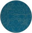 rug #1080429 | round traditional rug