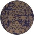 rug #1080462 | round beige popular rug
