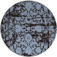 rug #1080468 | round faded rug