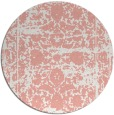 rug #1080587 | round faded rug