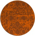 rug #1080631   round traditional rug