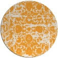 rug #1080719 | round faded rug