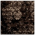 rug #1081102 | square black graphic rug