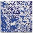 rug #1081194 | square blue-violet rug
