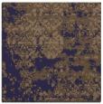 rug #1081198 | square blue-violet traditional rug