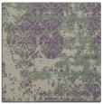 rug #1081274   square purple faded rug