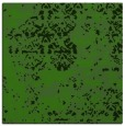 rug #1081374 | square light-green graphic rug