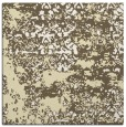 rug #1081410 | square white faded rug