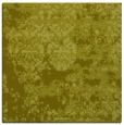 rug #1081426 | square light-green graphic rug