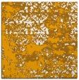 rug #1081442 | square light-orange faded rug