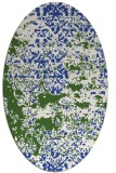 rug #1081652   oval abstract rug