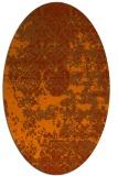 rug #1081727   oval traditional rug