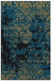rug #1081854 |  mid-brown faded rug
