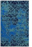 rug #1081858 |  blue faded rug