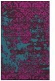rug #1081910 |  pink traditional rug