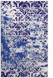 rug #1081930 |  blue-violet rug