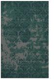 rug #1081958 |  green damask rug