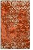 rug #1082038 |  orange popular rug