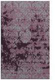 rug #1082074 |  purple faded rug