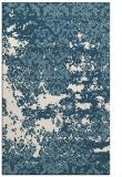rug #1082134 |  blue-green faded rug
