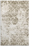 rug #1082138 |  white abstract rug