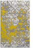 rug #1082150 |  yellow faded rug
