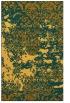 rug #1082154 |  yellow faded rug