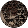 rug #1082212 | round faded rug