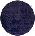 rug #1082282 | round abstract rug