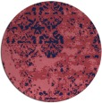 rug #1082291 | round faded rug