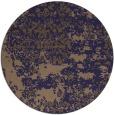 rug #1082305 | round traditional rug