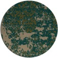 rug #1082311 | round faded rug
