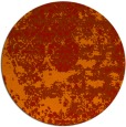 rug #1082451 | round damask rug