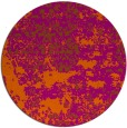rug #1082471 | round faded rug